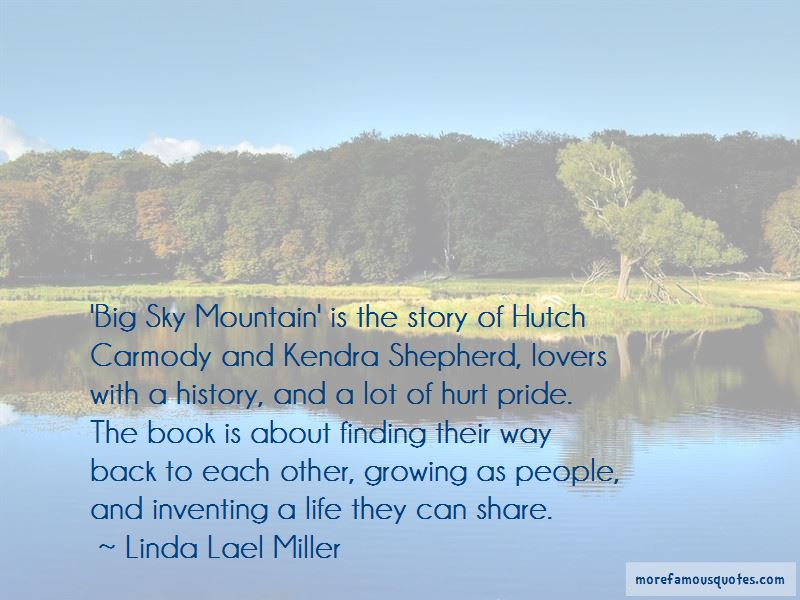 Kendra Book Quotes