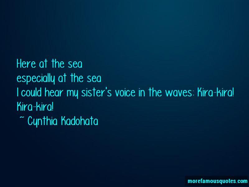 Kira Kira Quotes