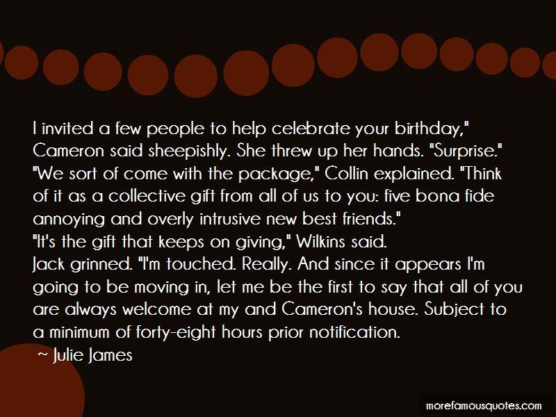 Let Celebrate Birthday Quotes