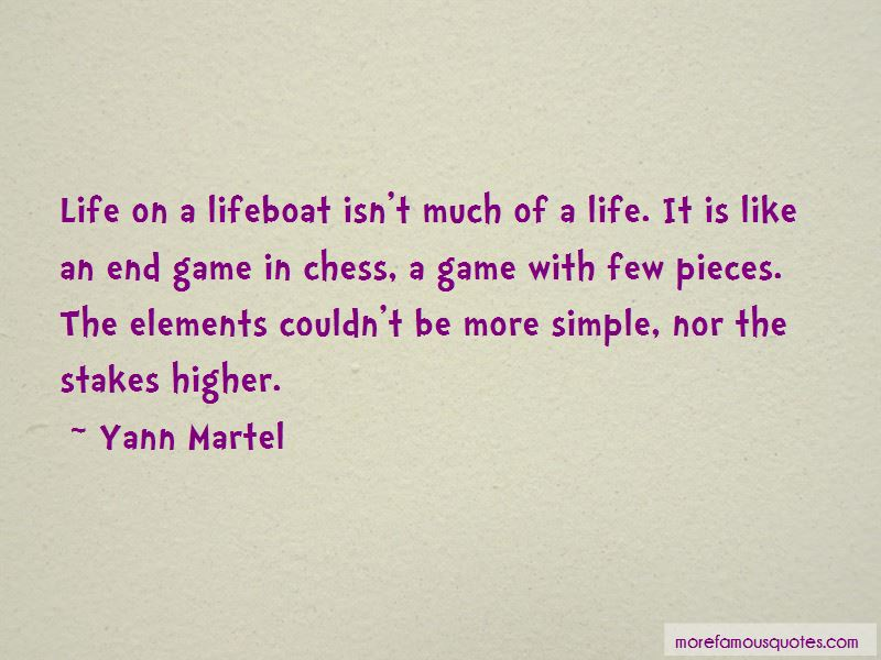 Life Of Pi Lifeboat Quotes Pictures 4