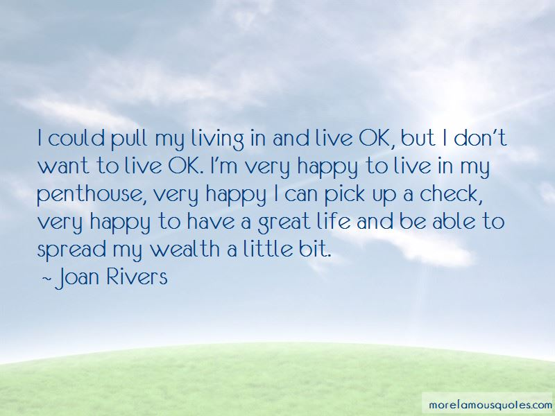 Live Life And Happy Quotes
