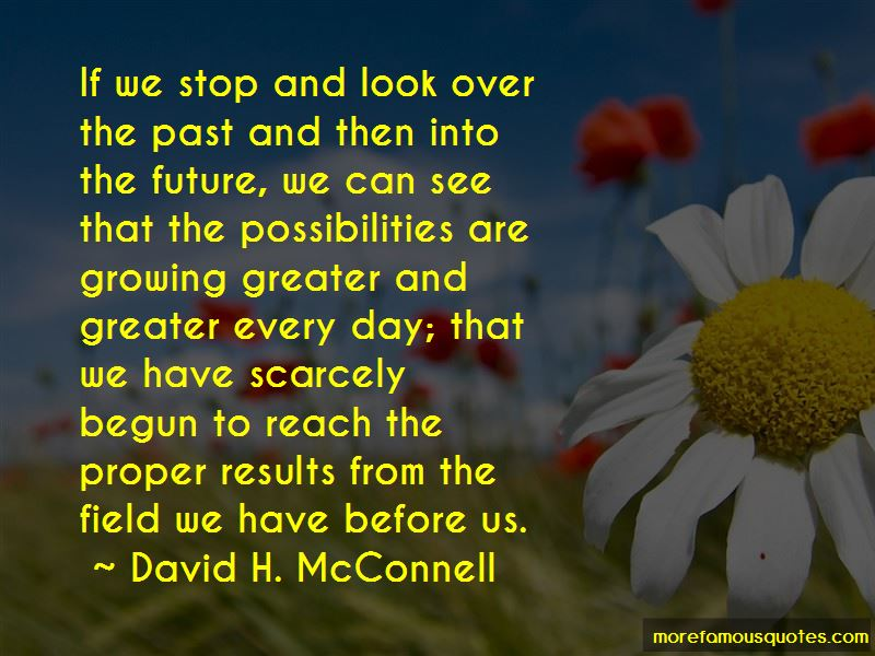 Look Into The Past To See The Future Quotes Pictures 2