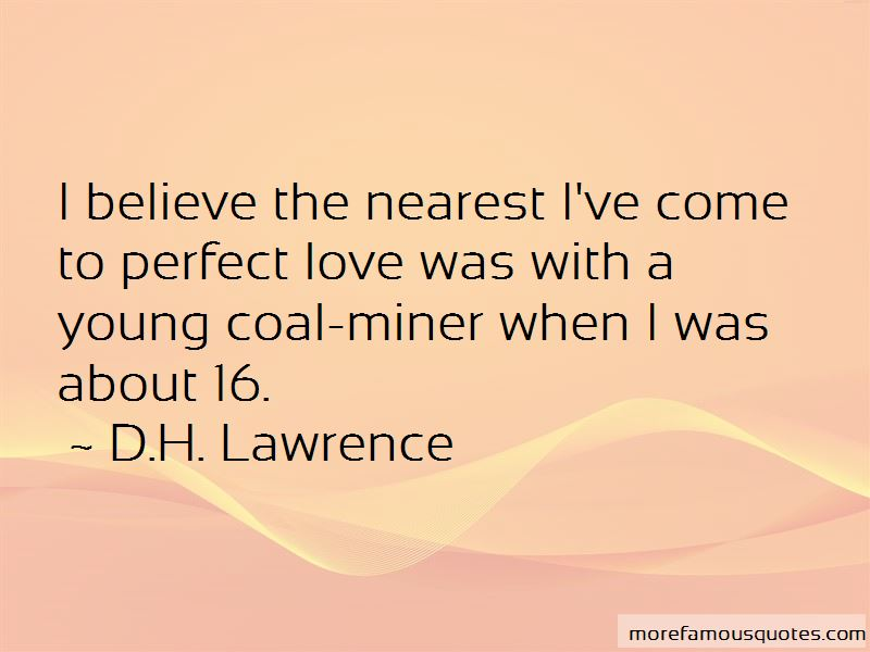 Love My Coal Miner Quotes