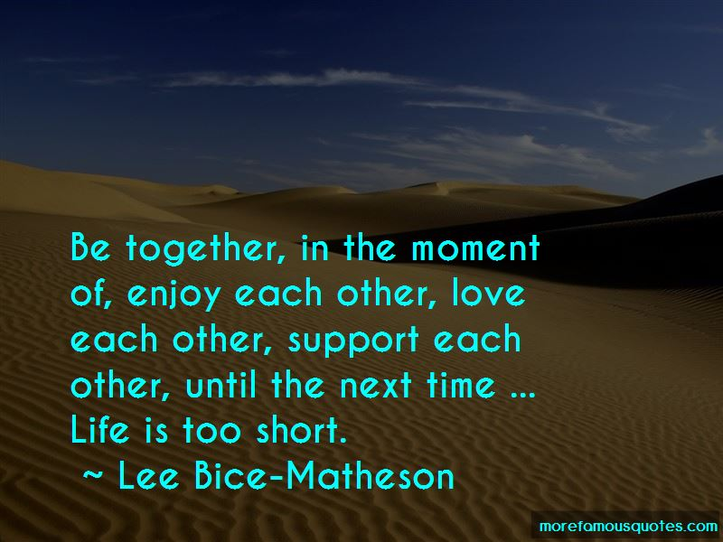 Love Time Together Quotes Pictures 4