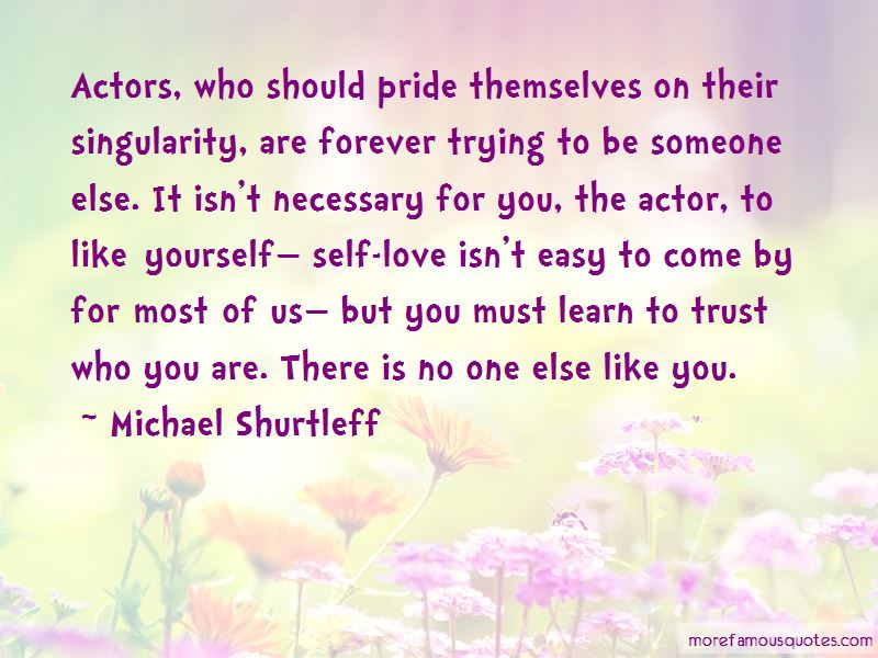 Love Yourself Most Quotes