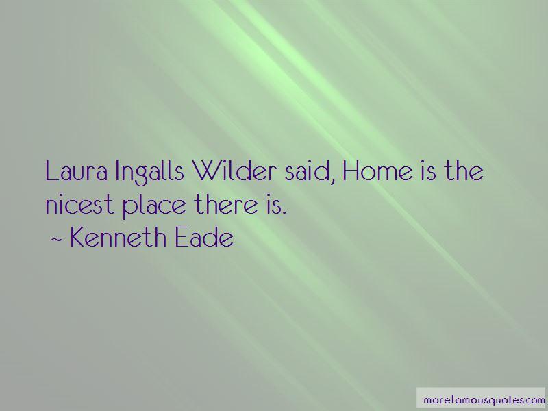 Ma Ingalls Quotes