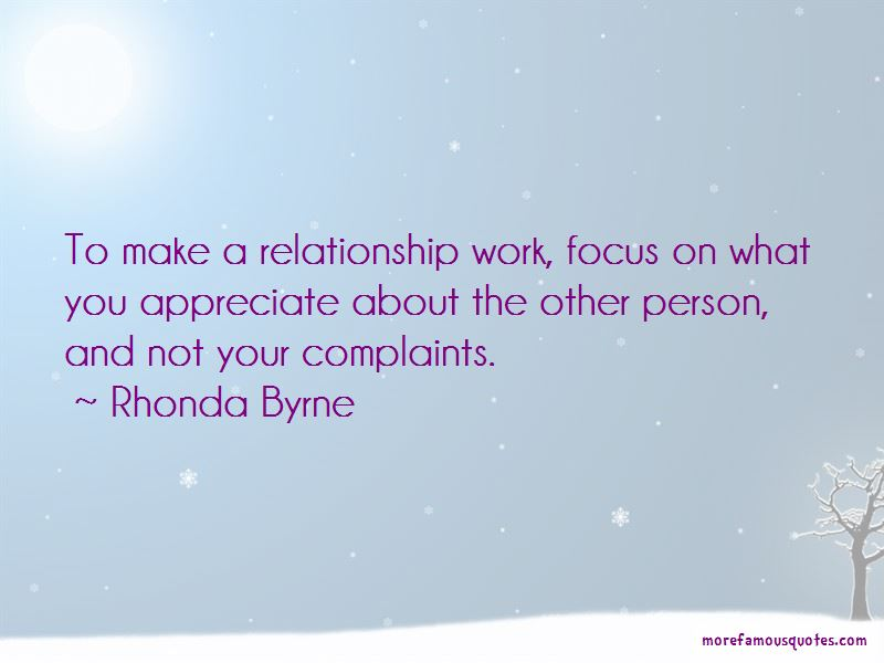 Make It Work Relationship Quotes