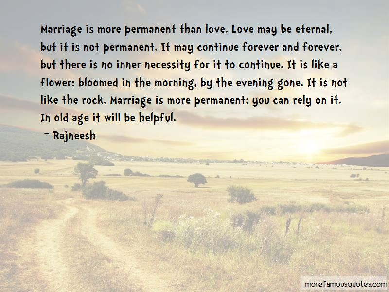 Marriage Is Like A Flower Quotes