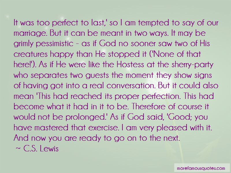 Marriage Not Perfect Quotes: top 26 quotes about Marriage ...