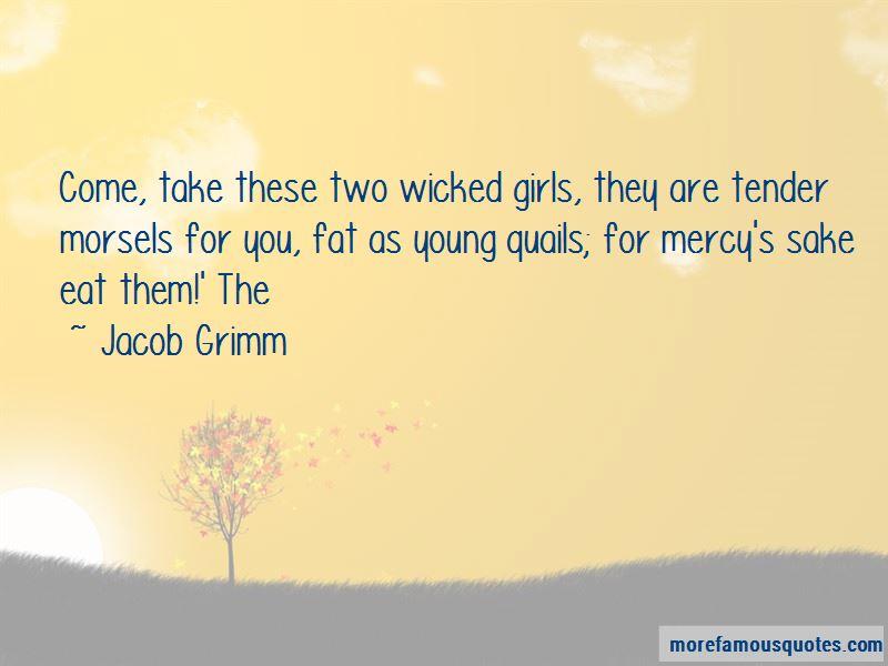 Mercy's Quotes
