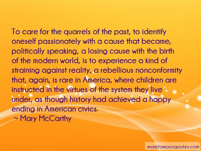 Modern Nonconformity Quotes