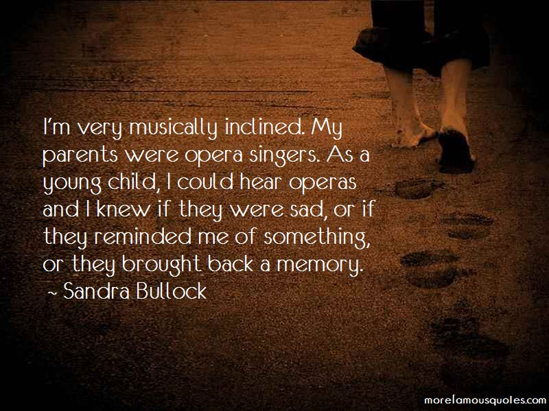 Musically Inclined Quotes
