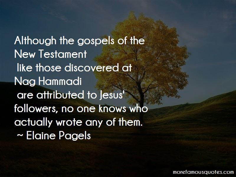Nag Hammadi Jesus Quotes