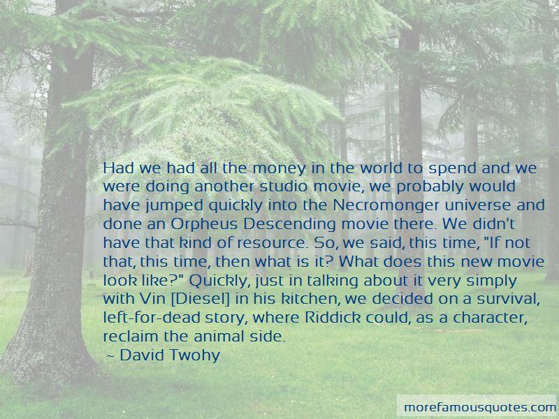 New Riddick Quotes
