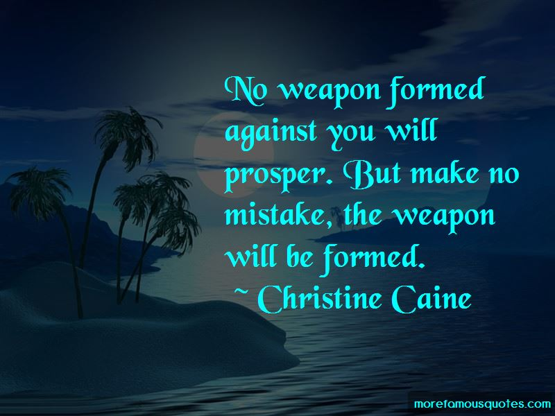 No Weapon Formed Quotes Pictures 4