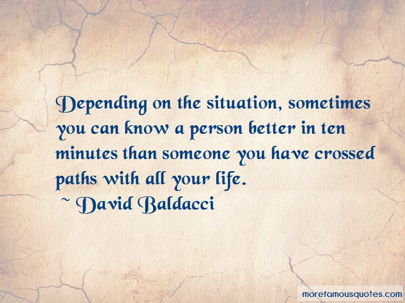 Our Paths Have Crossed Quotes Pictures 3