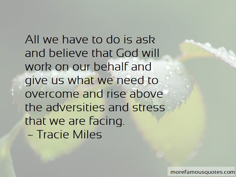 Overcome Stress Quotes Pictures 4