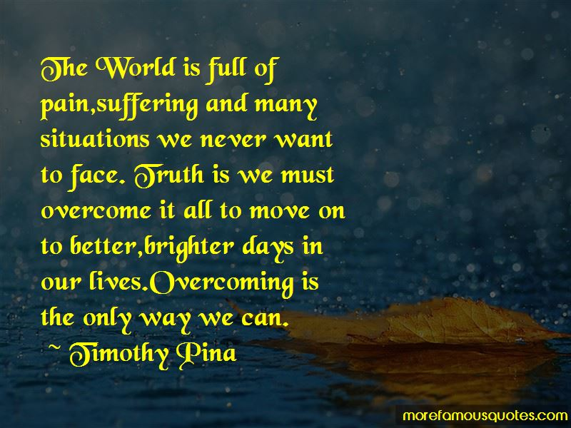 Overcoming Situations Quotes