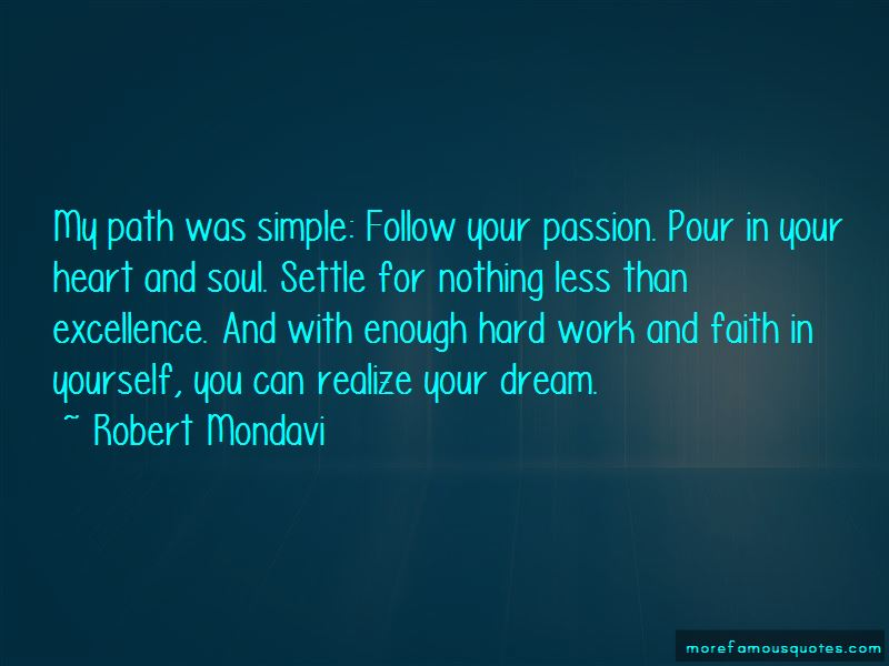 Passion For Work Excellence Quotes Pictures 2
