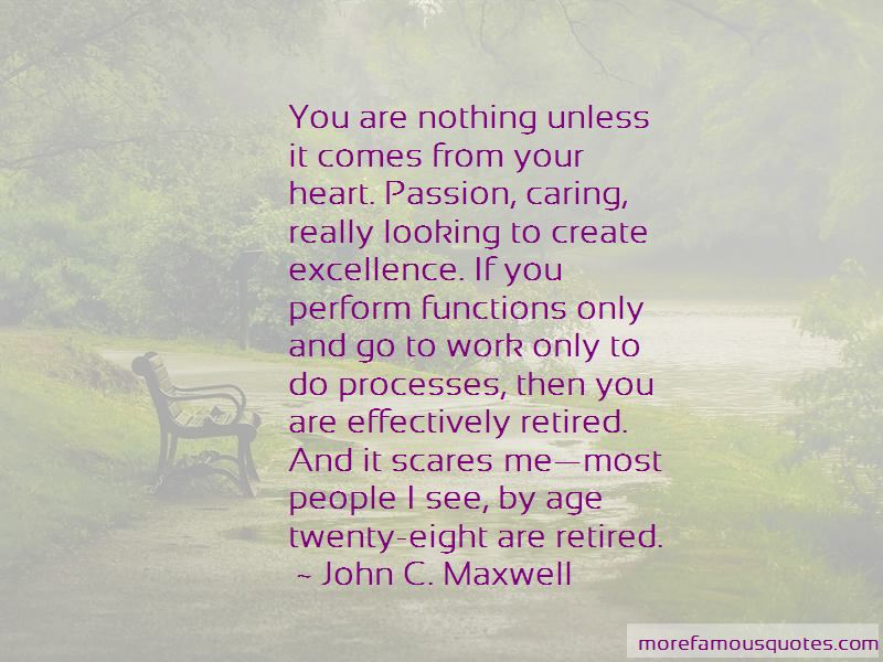 Passion For Work Excellence Quotes Pictures 3
