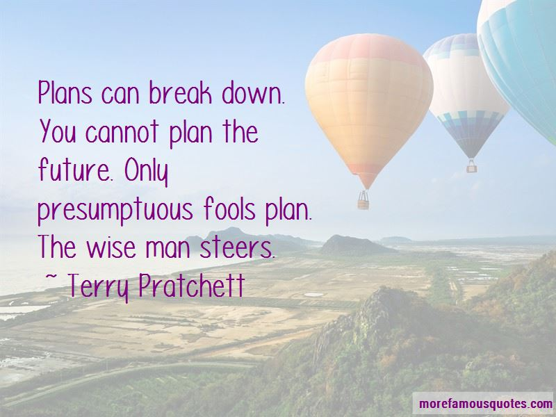 Plan The Future Quotes
