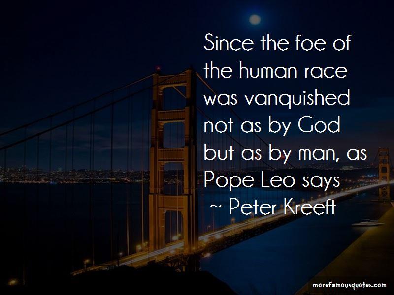 Pope Leo Quotes