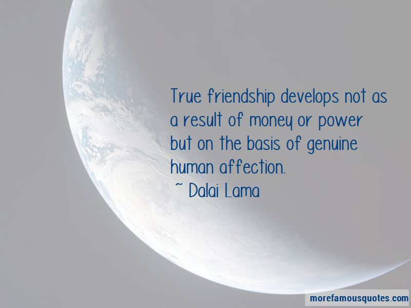 Power And Friendship Quotes