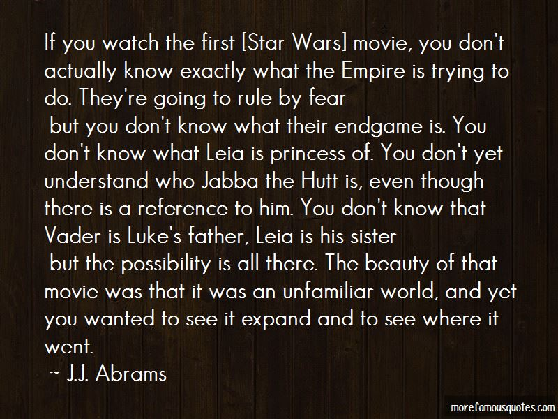 Princess Leia Jabba Quotes: top 2 quotes about Princess Leia ...