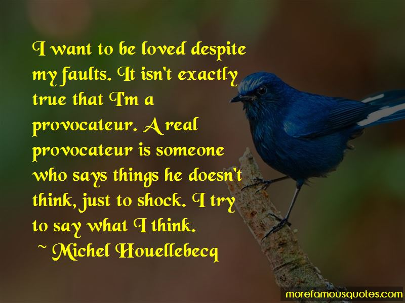 Provocateur Quotes Pictures 2