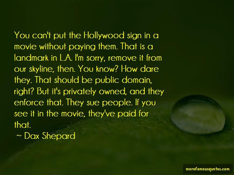 Public Domain Movie Quotes