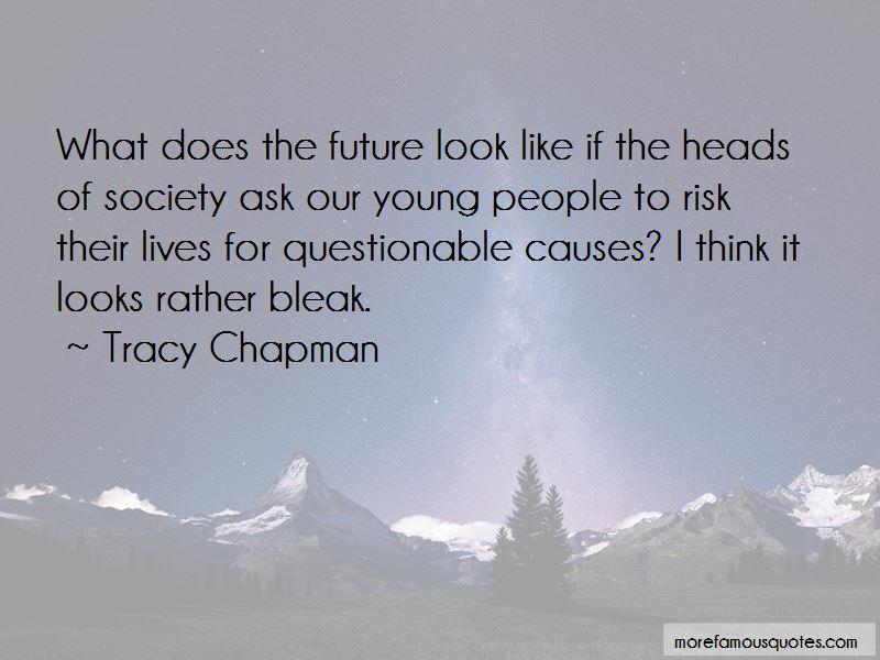 Questionable Future Quotes