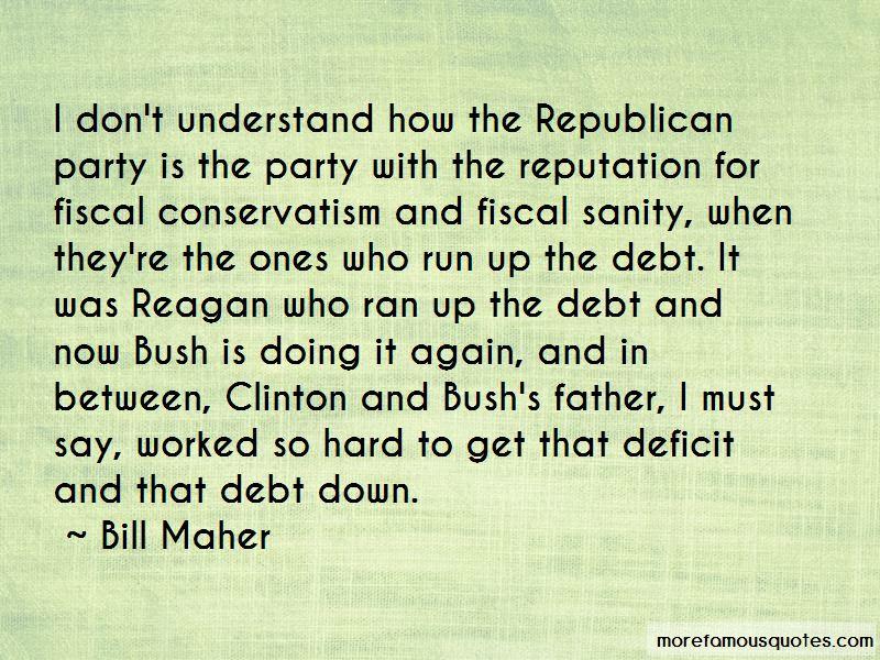 Reagan Deficit Quotes Pictures 3