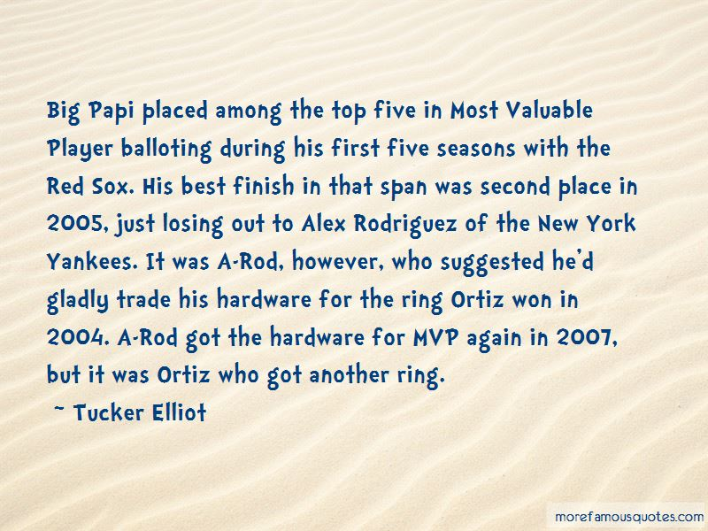 Red Sox Player Quotes