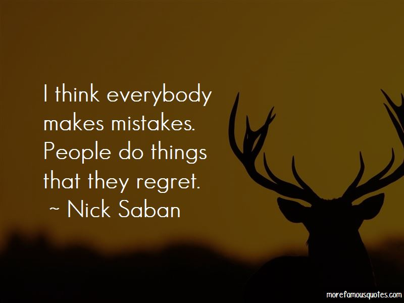 Regret My Mistakes Quotes Pictures 3