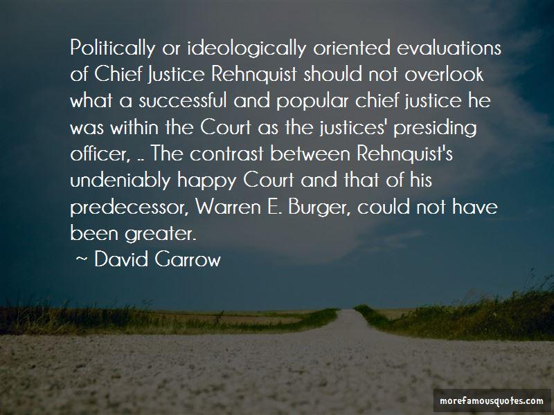 Rehnquist Quotes