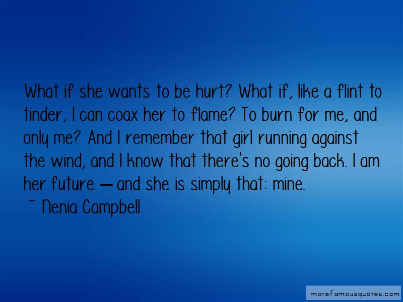 Remember That Girl Quotes