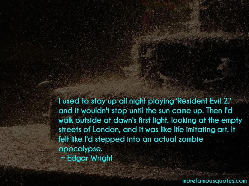 Resident Evil 6 Quotes Pictures 3