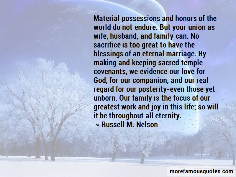 Sacrifice For Wife Quotes Pictures 3