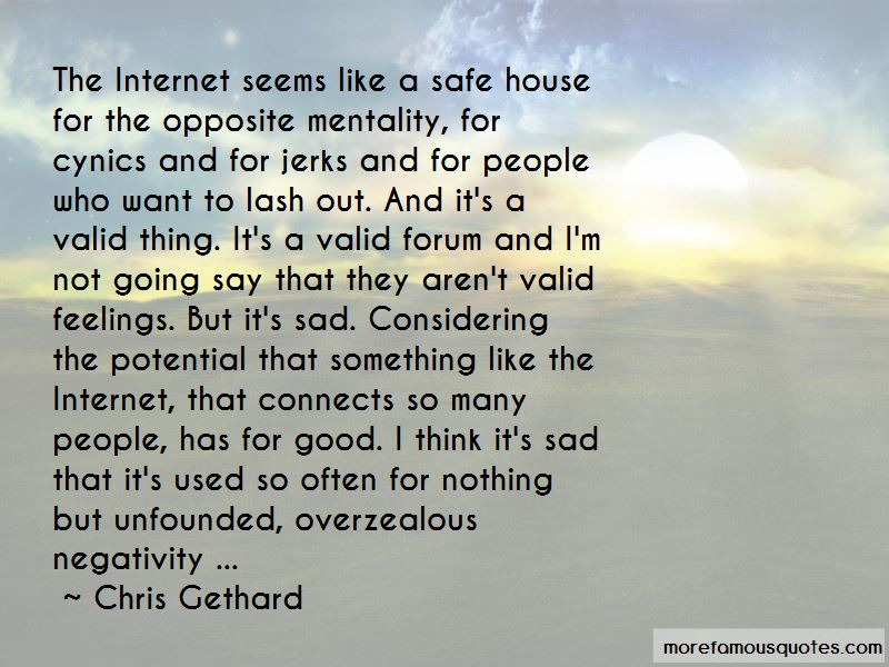 Safe House Quotes