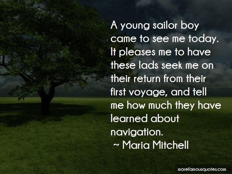 Sailor Boy Quotes