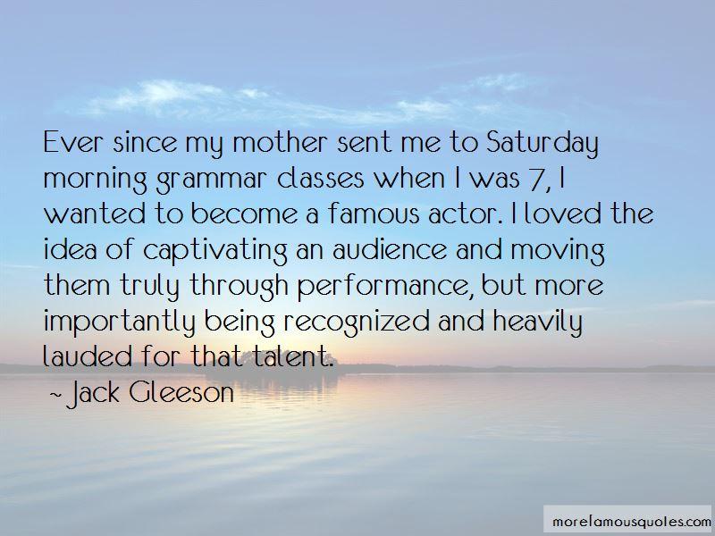 Saturday Classes Quotes Pictures 2