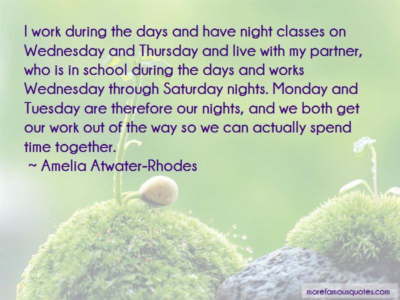 Saturday Classes Quotes Pictures 4