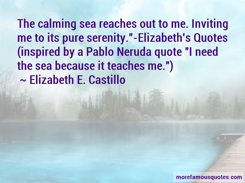 Sea And Serenity Quotes Pictures 2