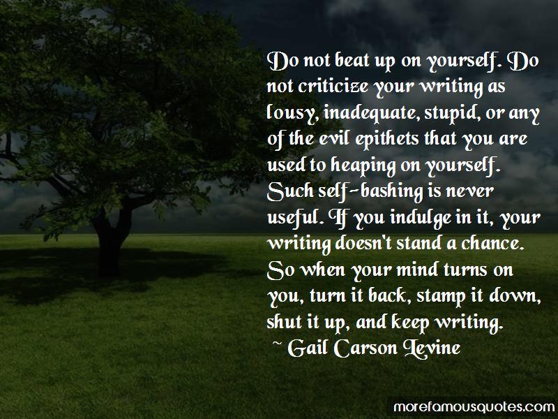 Self Indulge Quotes