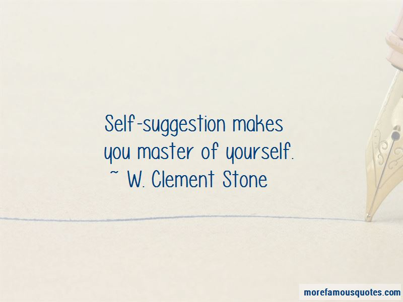 Self Suggestion Quotes Pictures 2