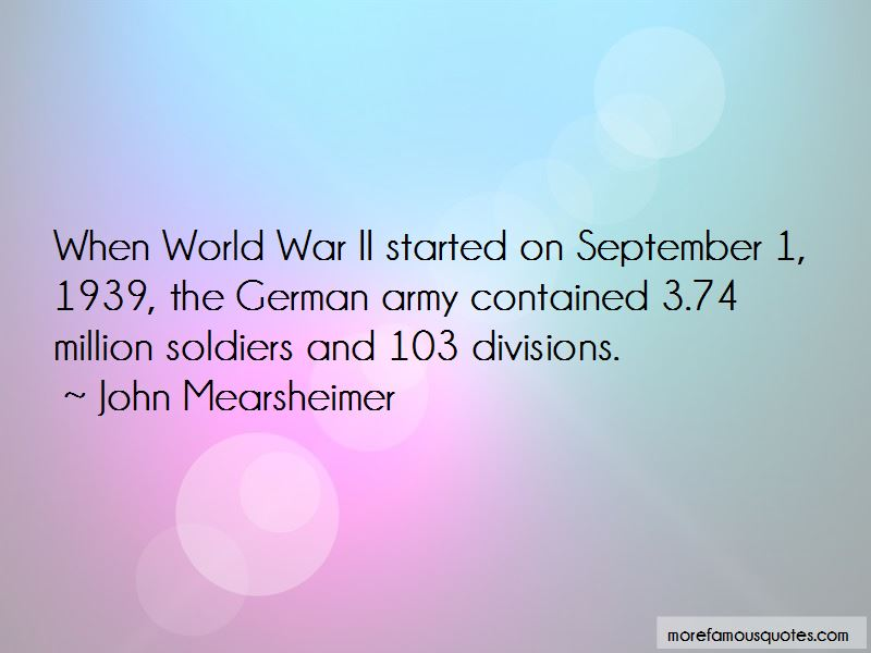 September 1 1939 Quotes