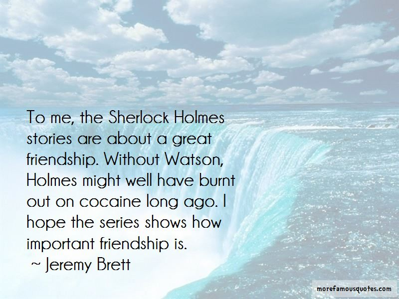 Sherlock Holmes Series 2 Quotes Pictures 3