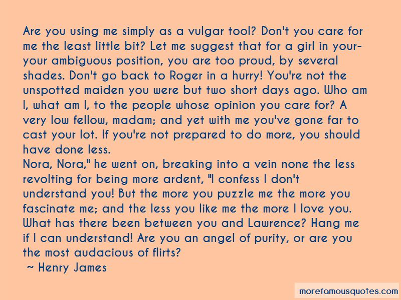 Should Care Less Quotes