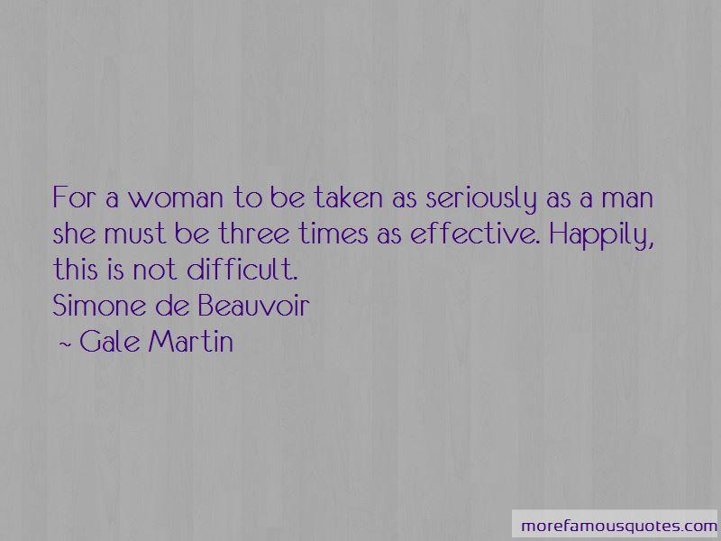 Simone Beauvoir Quotes