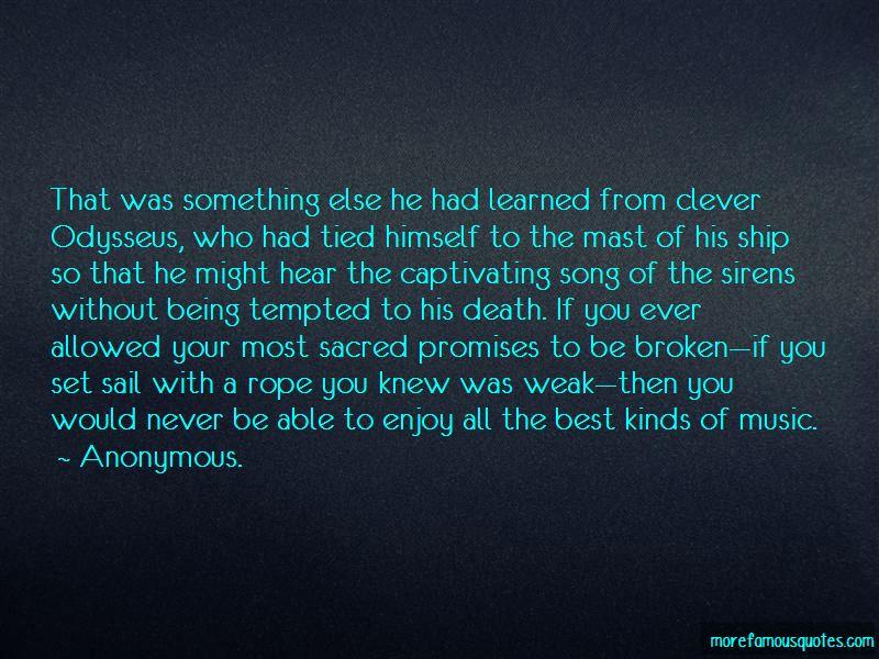 Sirens Odysseus Quotes
